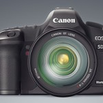 Canon 5D Mark II в векторе