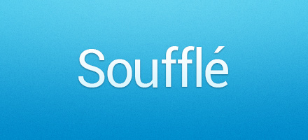 Soufflé — тема для WordPress